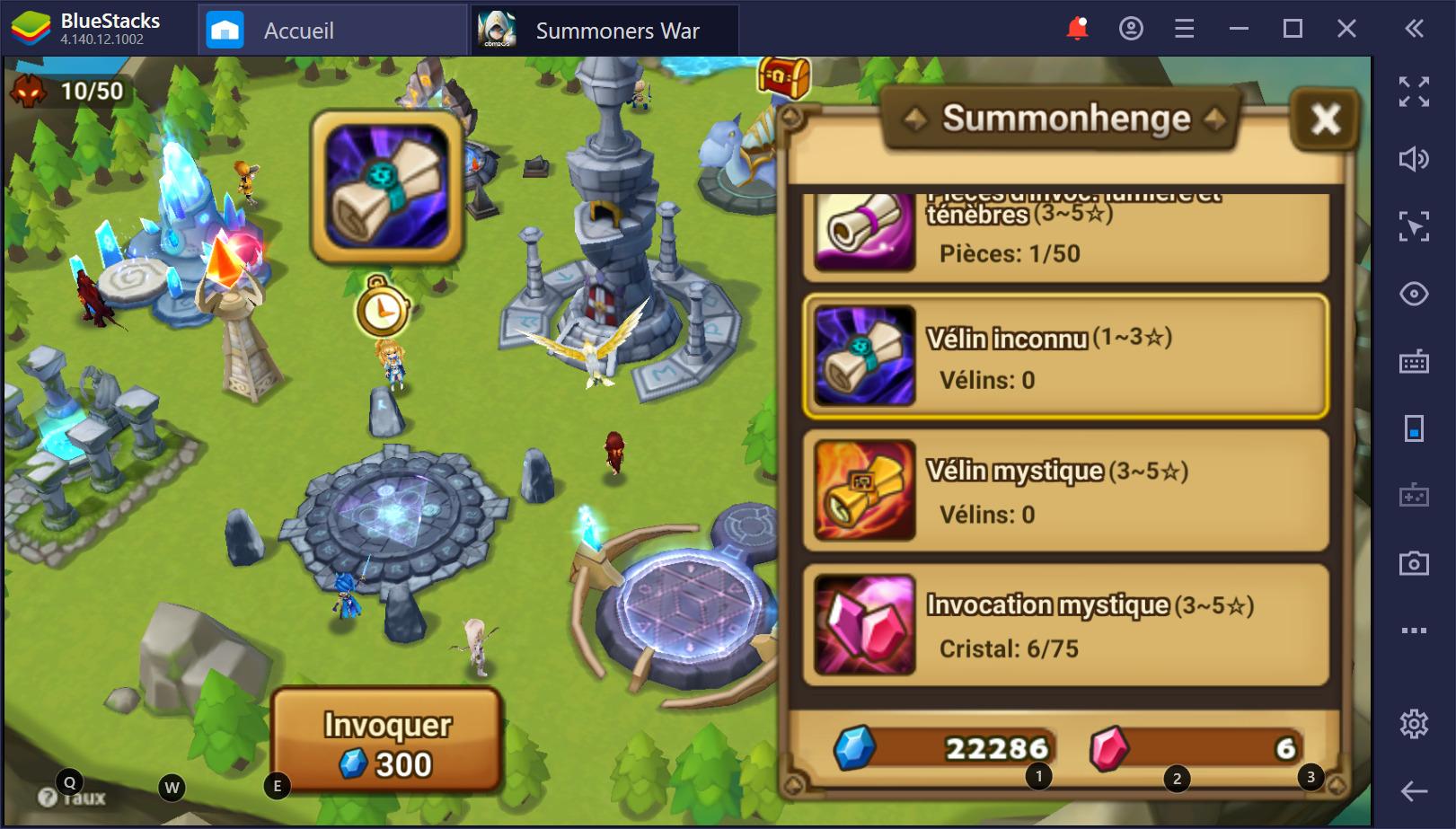 Guide sur les monstres de Summoners War : lesquels choisir ?