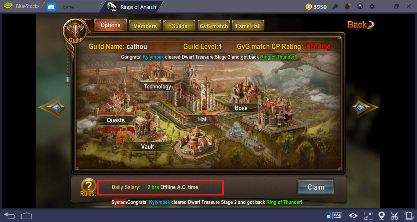 How To Play Rings of Anarchy More Efficiently With BlueStacks Multi-Instance Feature