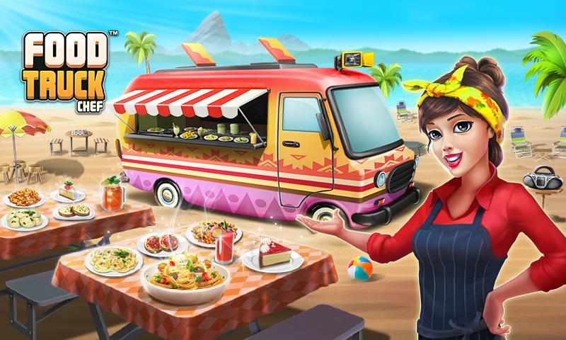 Play Food Truck Chef™: Cooking Game on PC 3