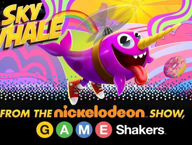 Play Sky Whale on PC 2