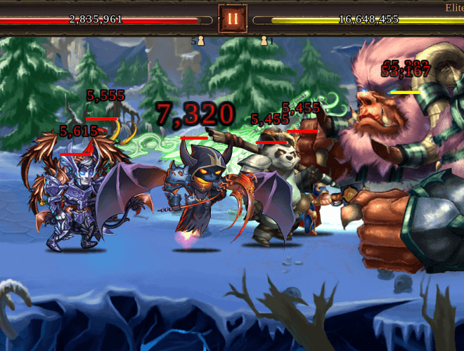 Играй Epic Heroes War Великие войны На ПК 13
