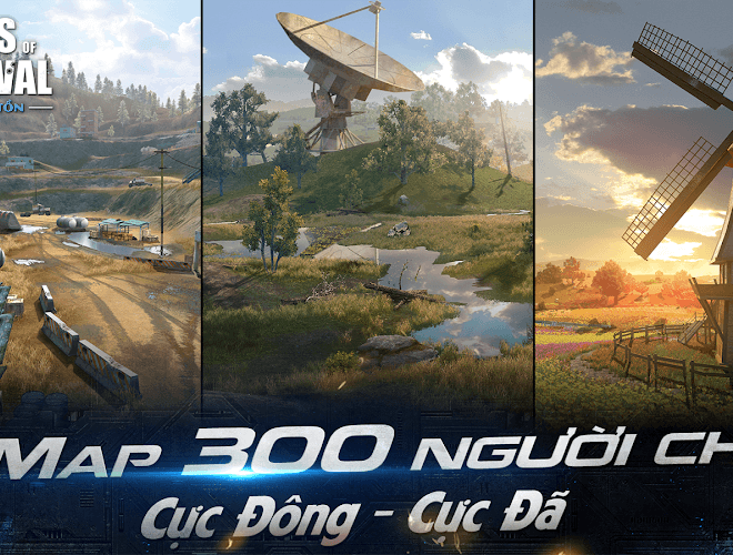 Chơi Rules of Survival on PC 3