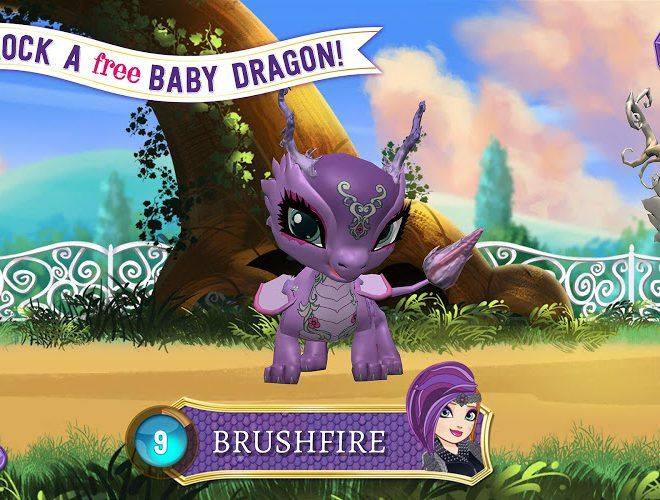 Play Ever After High™: Baby Dragons on PC 22