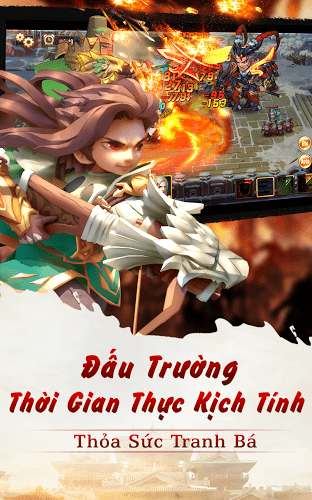 Chơi Tam Quốc GO  on PC 9