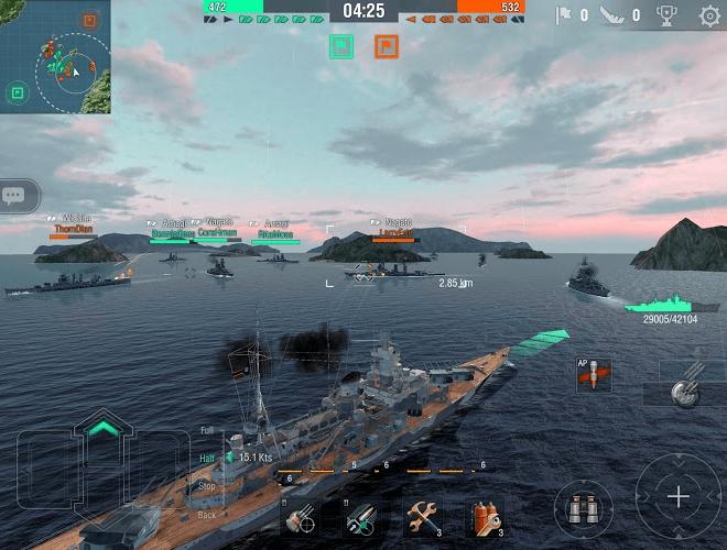 Играй World of Warships Blitz На ПК 12