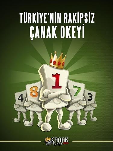 Play Canak Okey Plus on PC 12
