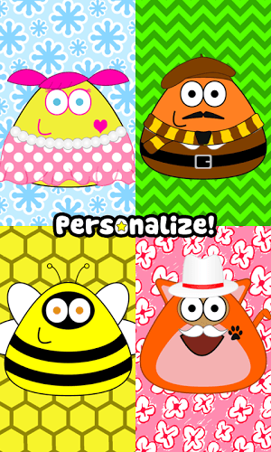Play Pou on PC 5