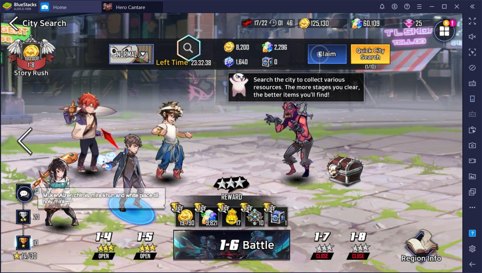 Guide du débutant pour Hero Cantare