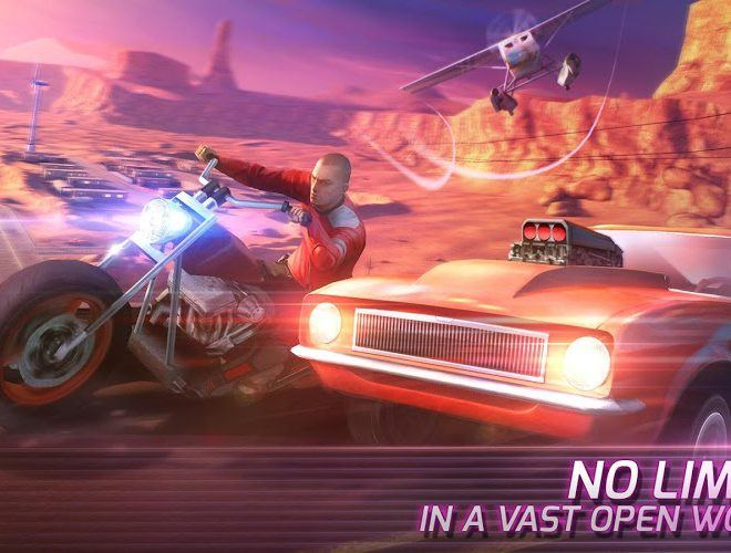 Play Gangstar Vegas on PC 13