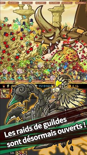 Jouez à  Endless Frontier Saga – RPG Online sur PC 11