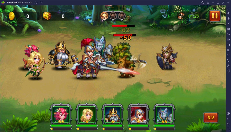 Heroes Charge Yeni Başlayanlar Rehberi