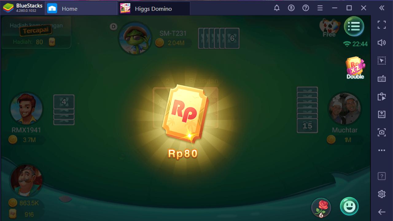 Fitur Keren Permainan Kartu Cangkulan di Higgs Domino Island