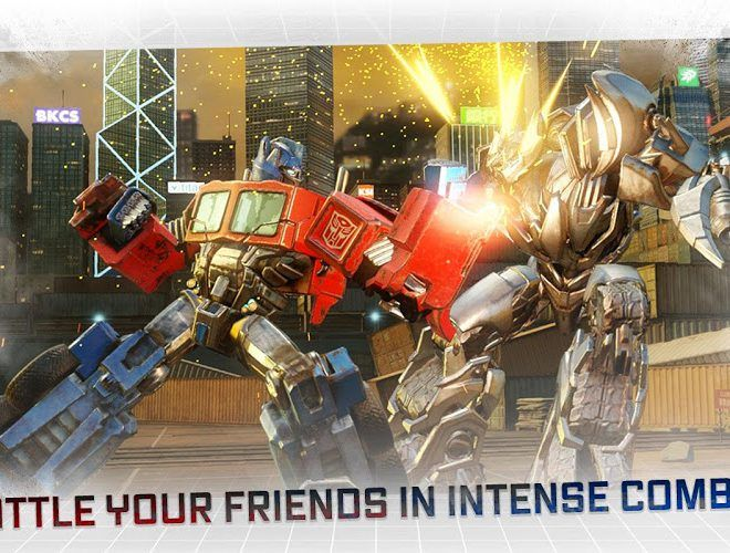 Chơi TRANSFORMERS: Forged to Fight on PC 8