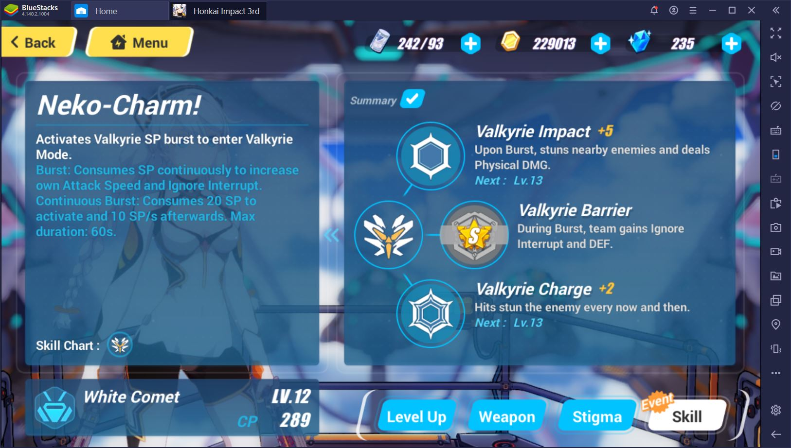 Honkai Impact 3rd on PC: How to Assess a New Valkyrie