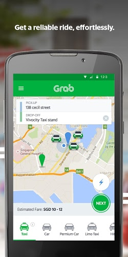 Play GrabTaxi on pc 2