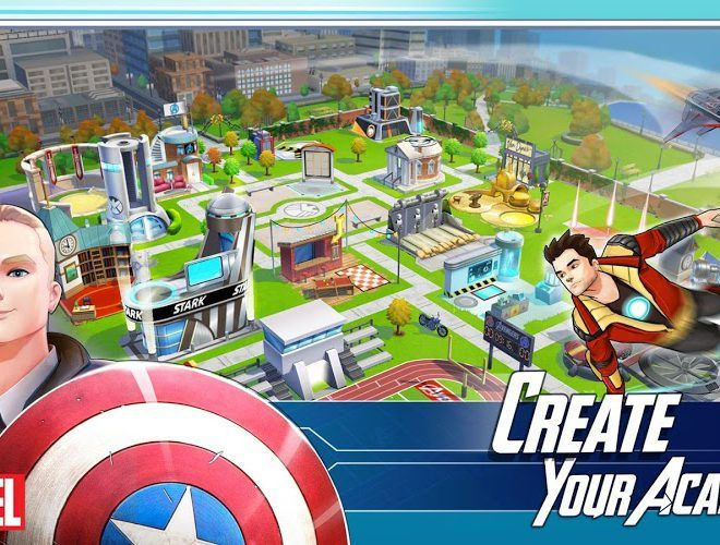 เล่น Marvel Avengers Academy on PC 5