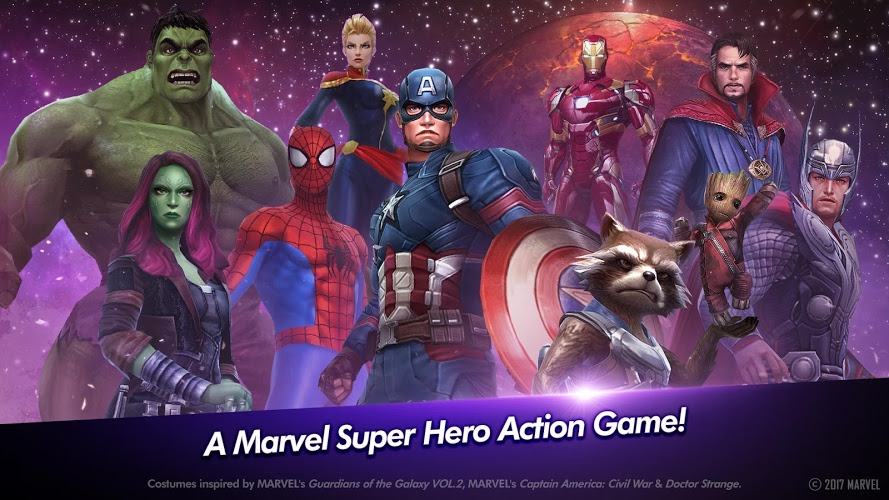 Play MARVEL Future Fight on PC 3