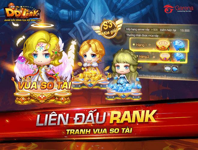 Chơi Garena DDTank on PC 22
