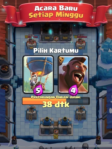 Main Clash Royale on PC 12