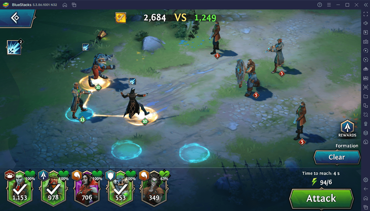 How to Strengthen Your Heroes in Heroes of the Dark