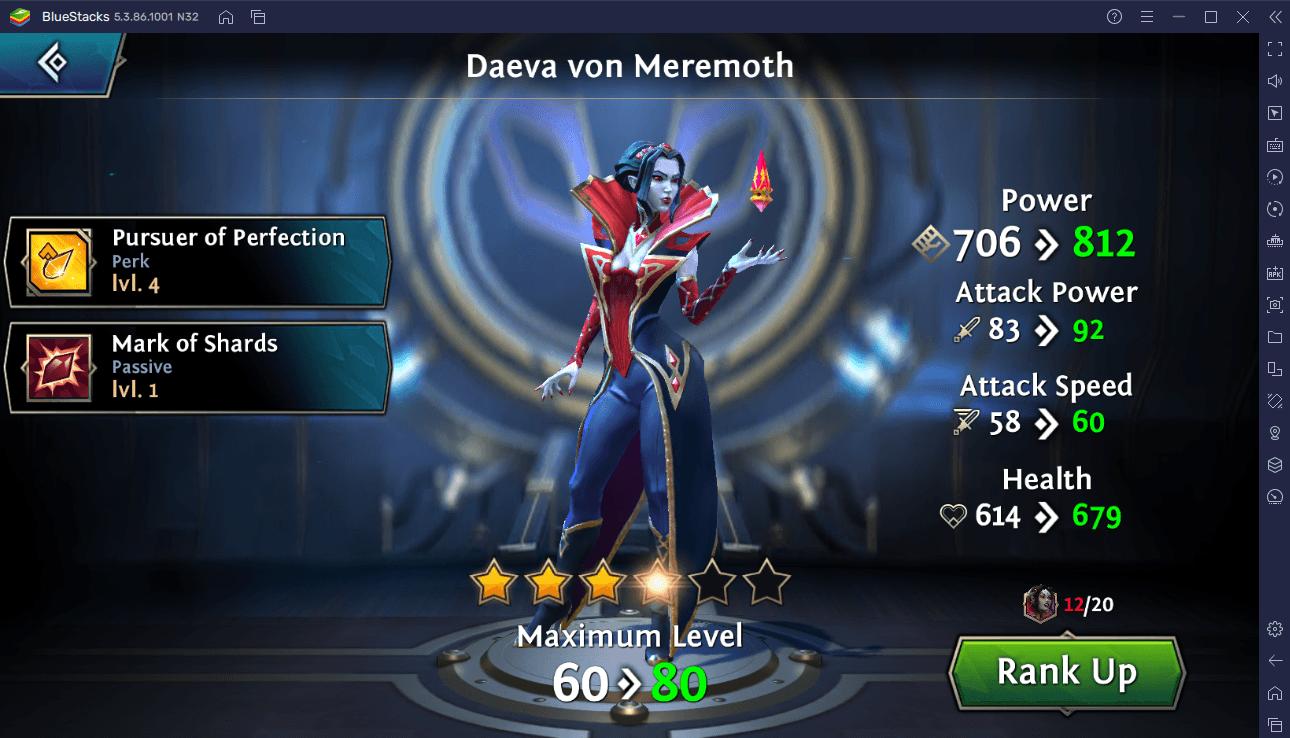 Comment Rendre vos Héros Plus Puissants dans Heroes of the Dark