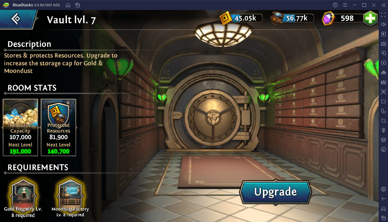 Guide to Building Your Victorian Mansion in Heroes of the Dark
