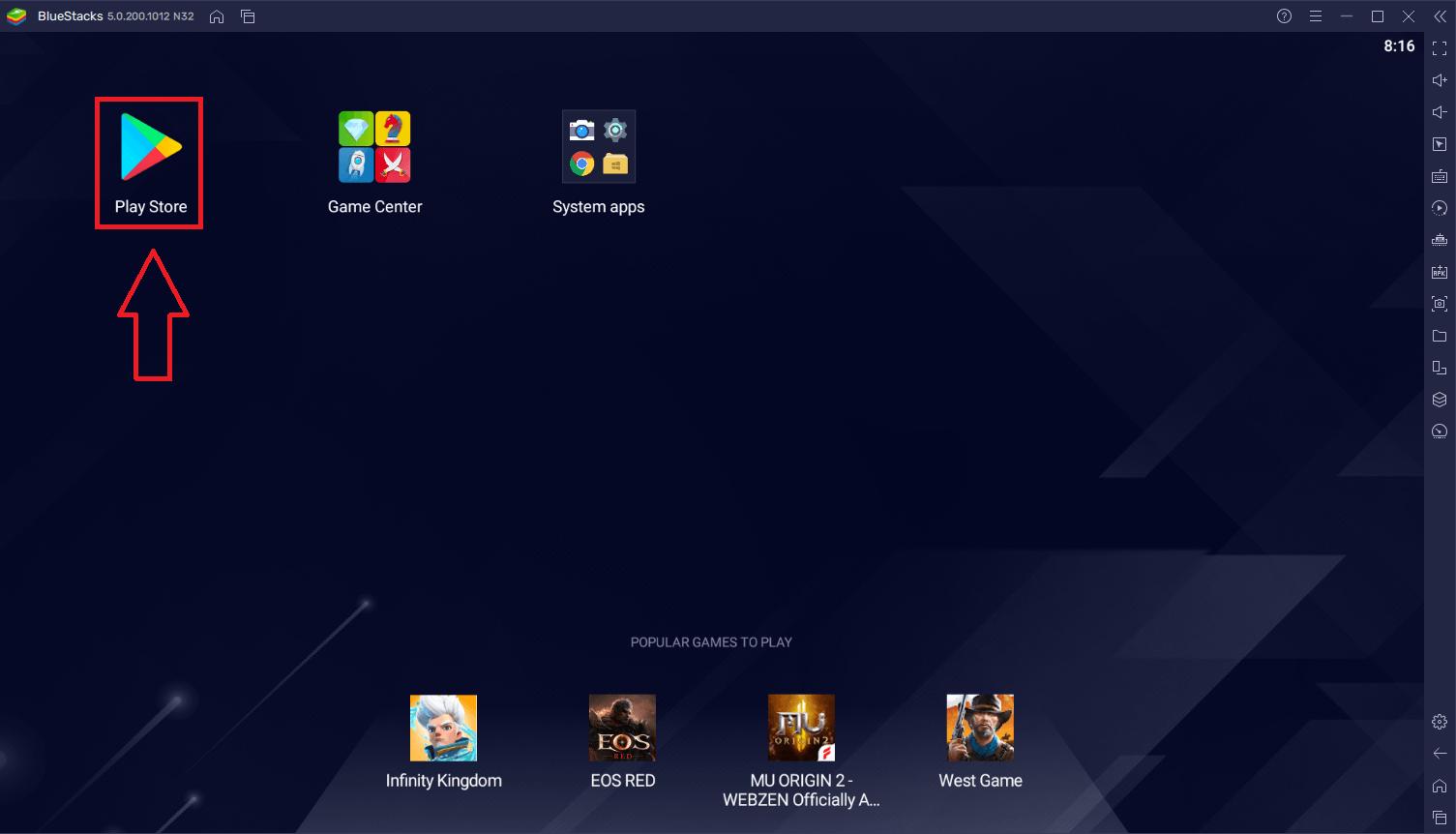 Comment Jouer à Heroes of the Dark sur votre PC ou Mac avec BlueStacks
