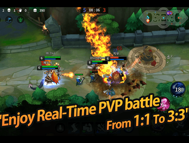 เล่น League of Masters on pc 10