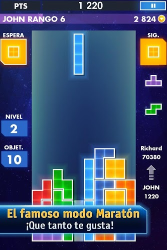 Juega Tetris on PC 3