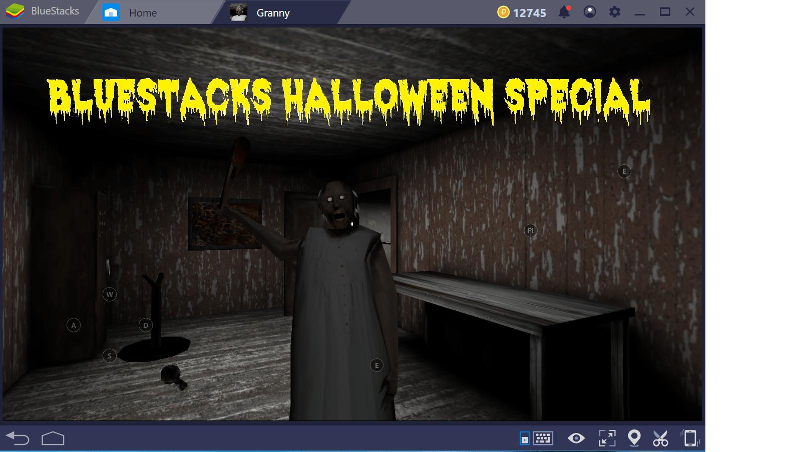 Top 5 Horror Games to Play on BlueStacks this Halloween Season