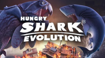 HUNGRY SHARK EVOLUTION GIOCO DA SCARICARE