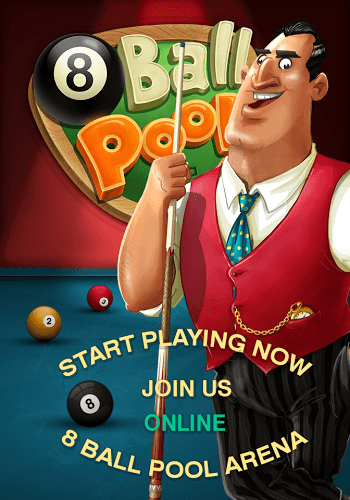 Play 8 Ball Pool Arena on PC 8