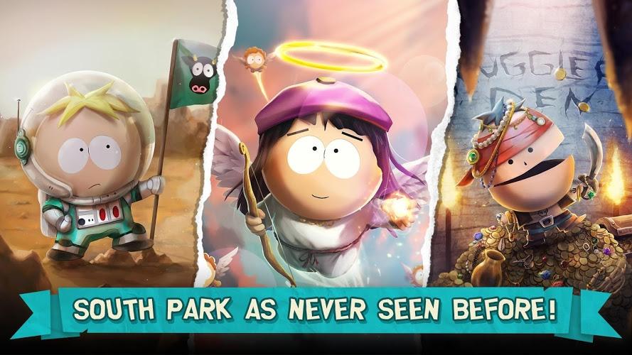 Играй South Park: Phone Destroyer На ПК 7