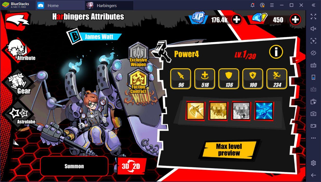 The Best Heroes in Harbingers - Last Survival on PC