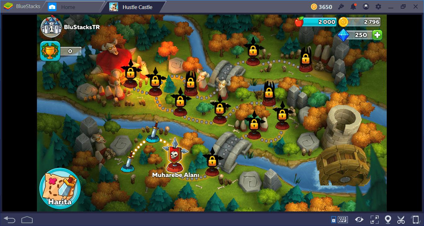Hustle Castle – Kale ve Klan Savaş Rehberi