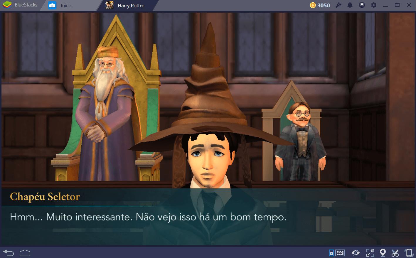 Guia para iniciantes em Harry Potter: Hogwarts Mystery