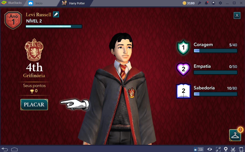 Guia para fazer amigos em Harry Potter: Hogwarts Mystery