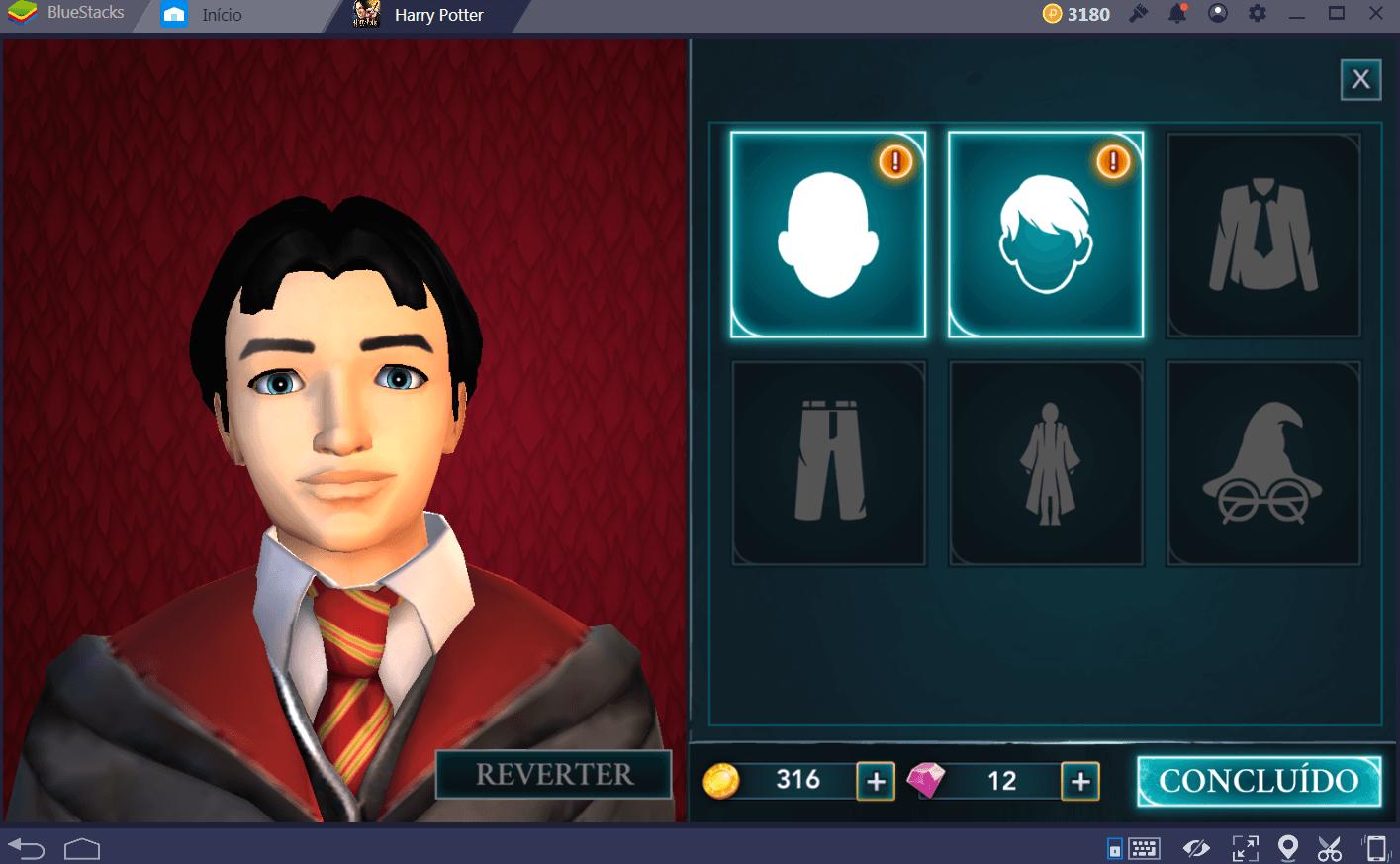 Guia de gemas e moedas em Harry Potter: Hogwarts Mystery
