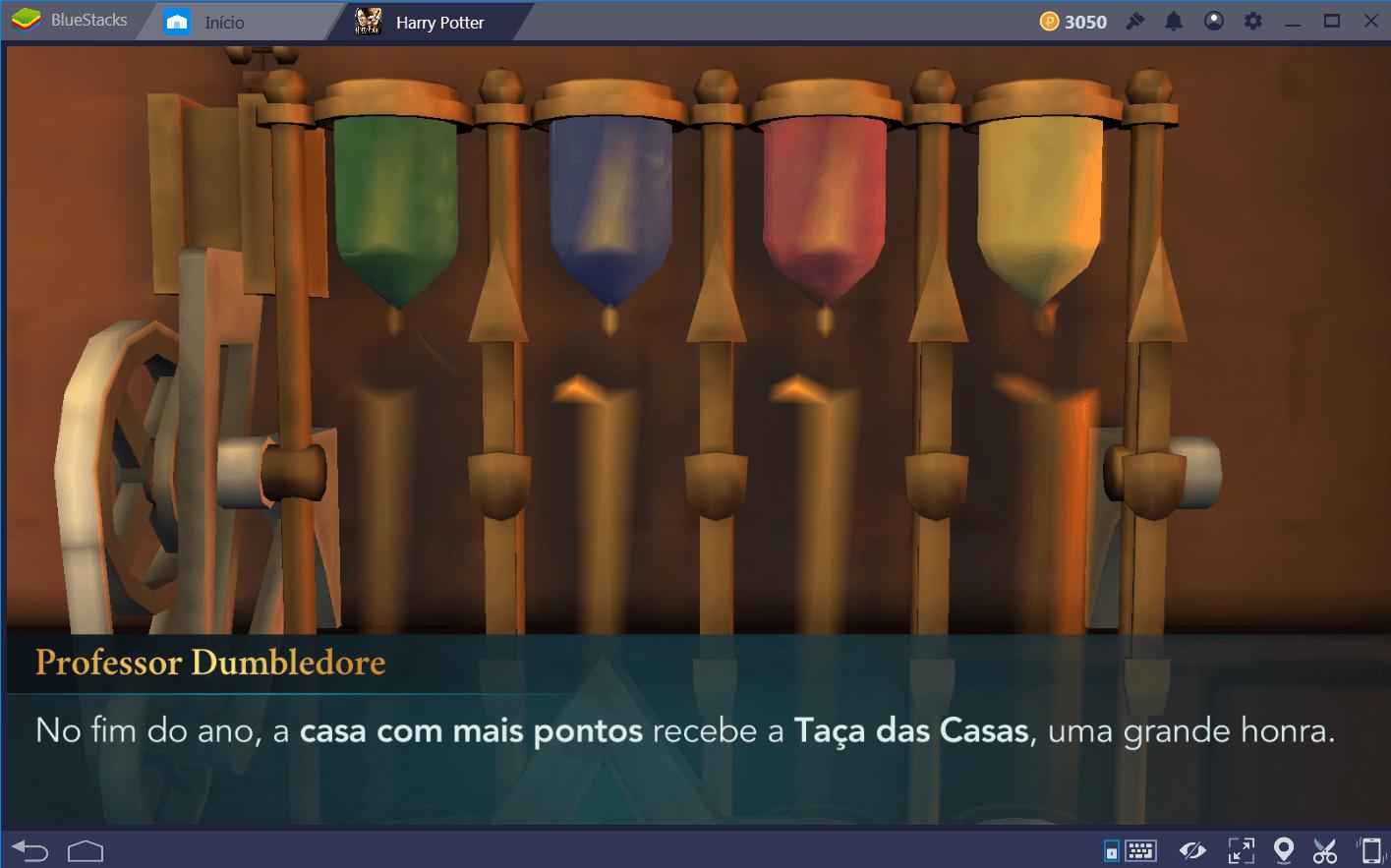 Dicas e truques para Harry Potter: Hogwarts Mystery