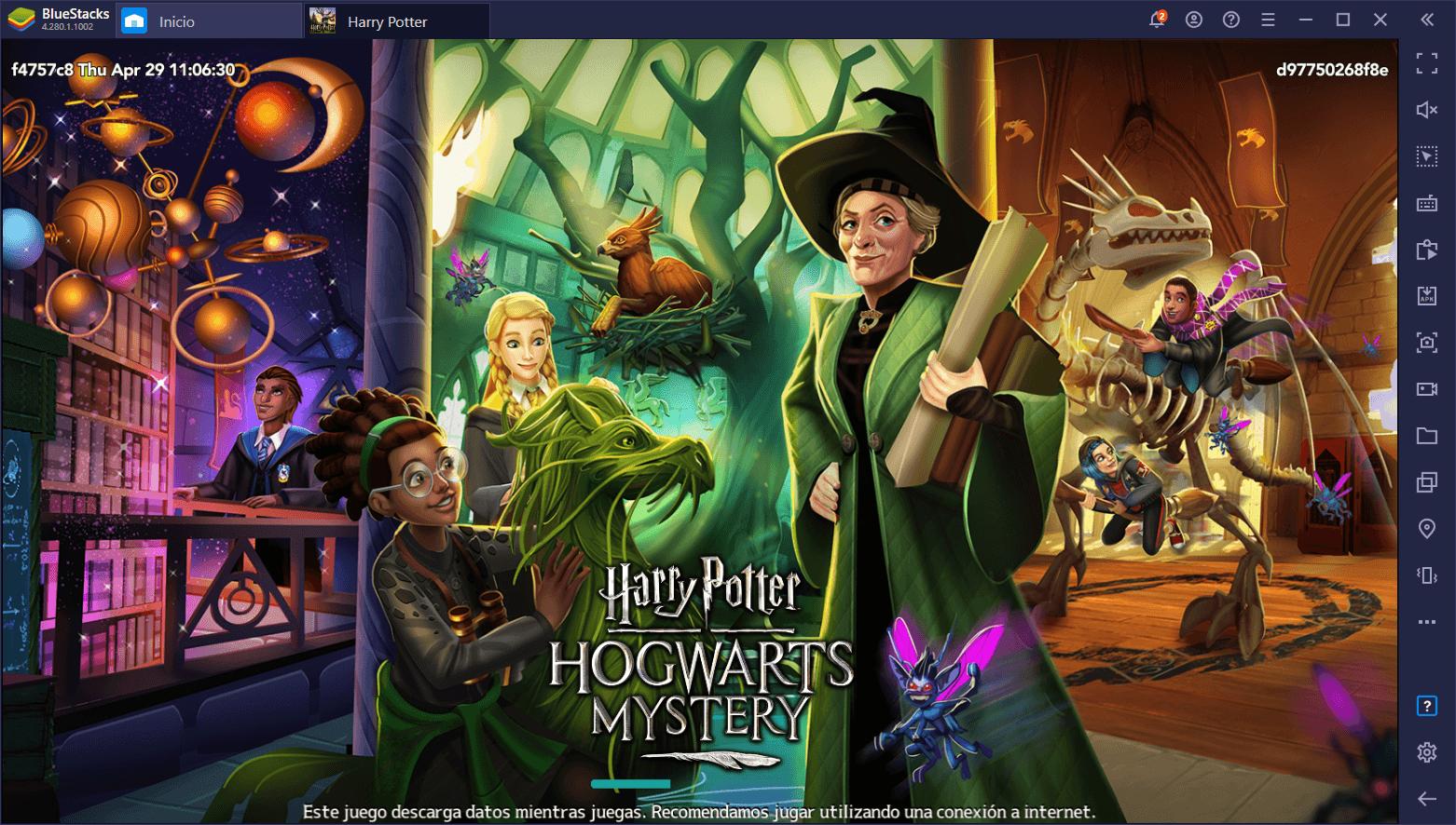 Trucos y Consejos Para Principiantes en Harry Potter: Hogwarts Mystery