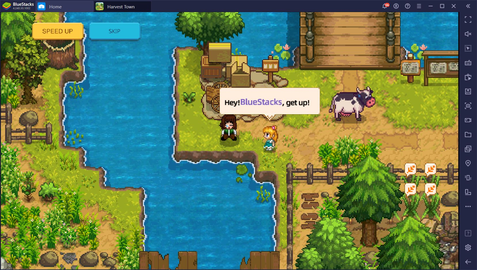 Harvest Town – How to Install and Play This Mobile Farming Game on PC
