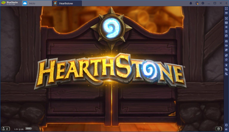 Hearthstone en BlueStacks: Cómo Usar Nuestras Herramientas