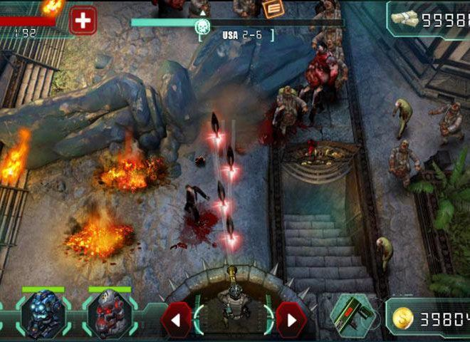 เล่น Zombie World War on PC 8
