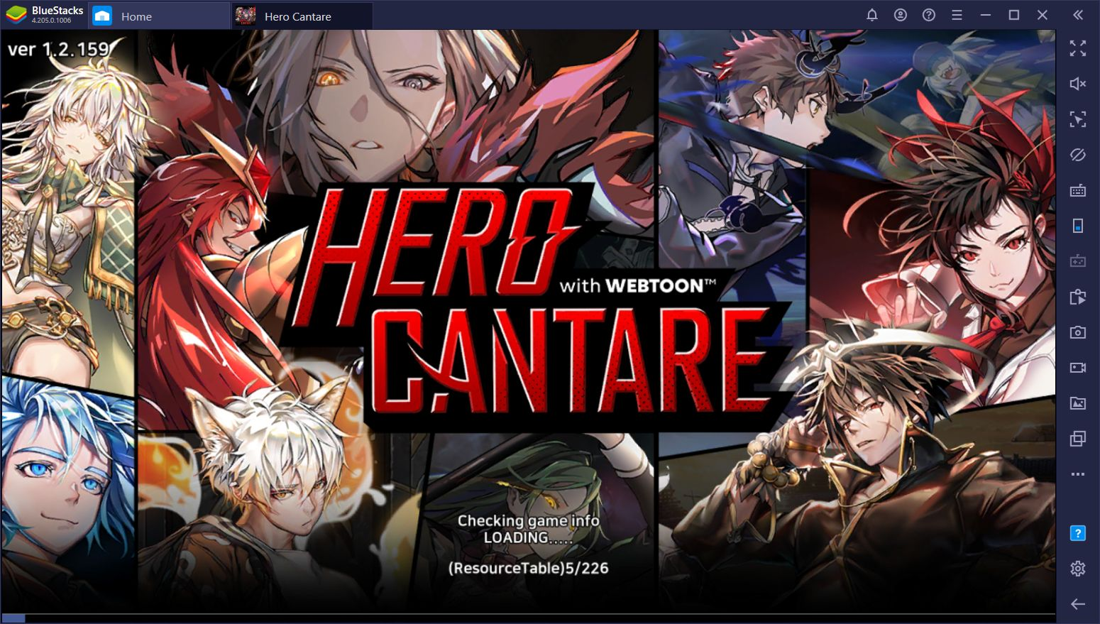Beginner's Guide for Hero Cantare With WEBTOON