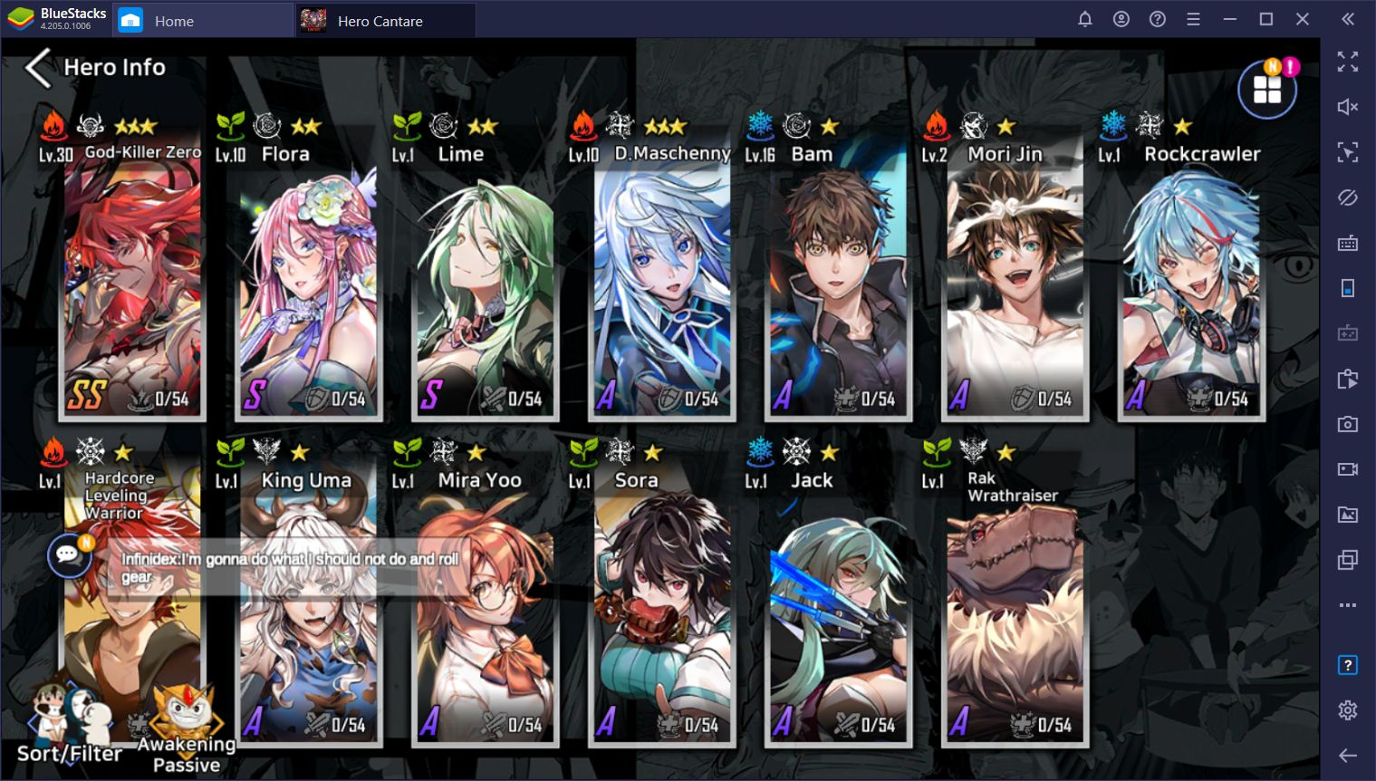 How to Play Hero Cantare With WEBTOON on PC