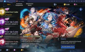 Hero Cantare With WEBTOON – Rerolling Guide and Tier List of the Best Characters