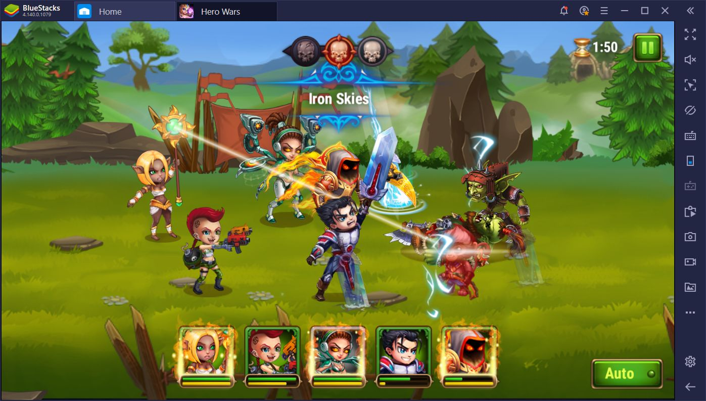 Best Characters and Team Building Tips for Hero Wars