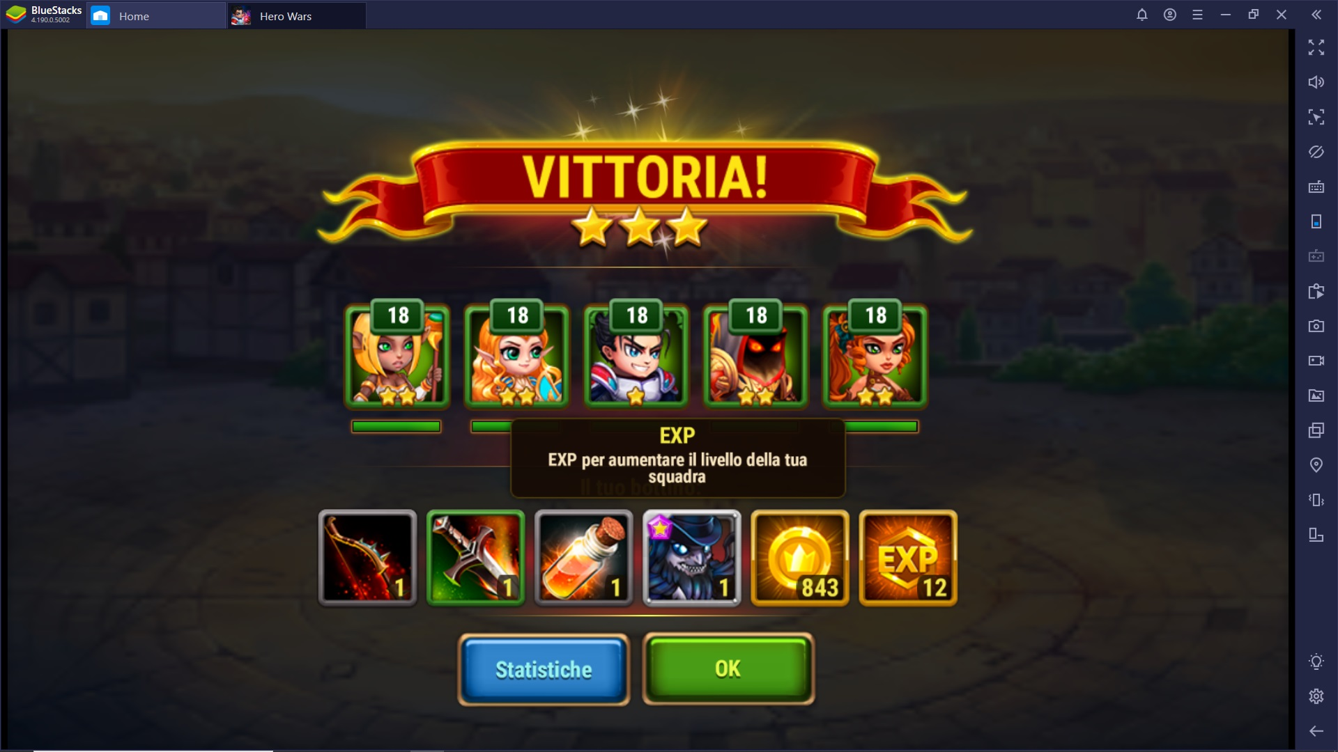 La Guida al Farming in Hero Wars