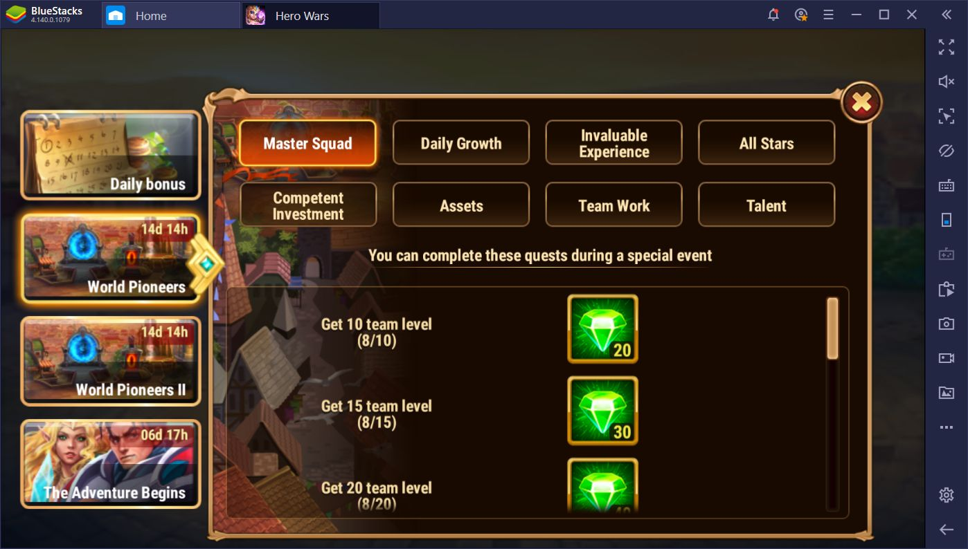 The Best Tips and Tricks for Hero Wars