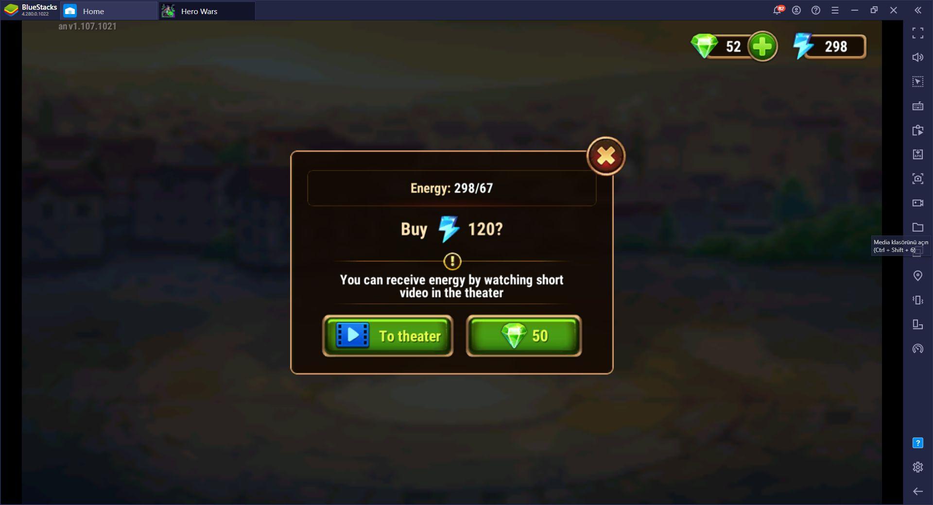 Hero Wars Oyununda Farm Nasıl Yapılır?